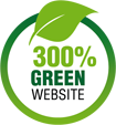 Gaia Services is Green